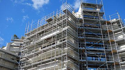 Riqualificazione sismica degli edifici