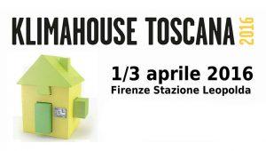 Klimahouse Toscana 2016